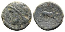 Ancient Coins - Northern Apulia, Arpi, 3rd century BC. Æ