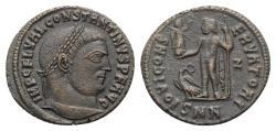 Ancient Coins - Constantine I (307/310-337). Æ Follis - Nicomedia