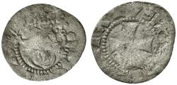 World Coins - Italy, Rome. Senate, XIV-XV century. AD. BI Picciolo