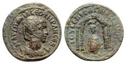 Ancient Coins - Otacilia Severa (Augusta, 244-249). Mesopotamia, Nisibis. Æ