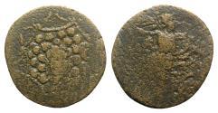 Ancient Coins - Paphlagonia, Sinope(?), c. 85-65 BC. Æ - Aegis / Nike
