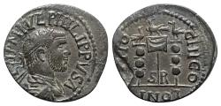 Ancient Coins - Philip I (244-249). Pisidia, Antioch. Æ