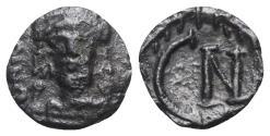 Ancient Coins - Justin II (565-578). Æ 2½ Nummi. Rome. VERY RARE