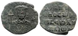 Ancient Coins - Nicephorus II (963-969). Æ 40 Nummi - Constantinople