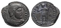 Ancient Coins - Magnentius (350-353). Æ - Treveri