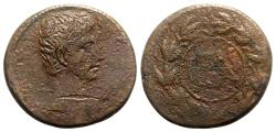 """Ancient Coins - Augustus (27 BC-AD 14). Asia Minor, Uncertain. Æ """"Sestertius"""""""
