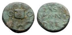 Ancient Coins - Macedon, Cassandraea. Pseudo-autonomous issue, time of Augustus (27 BC-AD 14). Æ