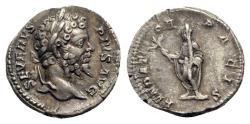 Ancient Coins - Septimius Severus (193-211). AR Denarius - Rome