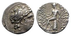 Ancient Coins - Seleukid Kings, Alexander I Balas (152-145 BC). AR Drachm