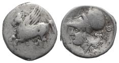 Ancient Coins - Akarnania, Thyrrheion, c. 320-280 BC. AR Stater