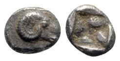 Ancient Coins - Troas, Kebren, c. 5th century BC. AR Obol