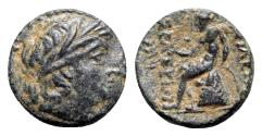 Ancient Coins - Seleukid Kings, Seleukos III (225/4-222 BC). Æ