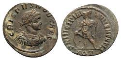 Ancient Coins - Crispus (Caesar, 316-326). Æ Follis - Aquileia