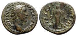 Ancient Coins - Antoninus Pius (138-161). Æ Dupondius - Rome - R/ Pietas