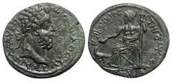 Ancient Coins - Commodus (117-192). Moesia Inferior, Nicopolis ad Istrum. Æ - Caecilius Servilianus, magistrate