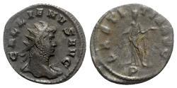 Ancient Coins - Gallienus (253-268). Antoninianus - Rome - R/ Laetitia