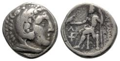 Ancient Coins - Kings of Macedon, Kassander (Regent, 317-305 BC, or King, 305-298 BC). AR Tetradrachm