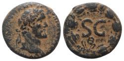 Ancient Coins - Antoninus Pius (138-161). Seleucis and Pieria, Antioch. Æ 25mm
