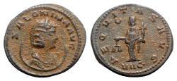 Ancient Coins - Salonina (Augusta, 254-268). Antoninianus - Antioch - R/ Aequitas