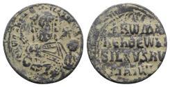 Ancient Coins - Constantine VII (913-959). Æ 40 Nummi - Constantinople
