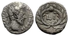 Ancient Coins - Marcus Aurelius (161-180). Egypt, Alexandria. BI Tetradrachm - year 10