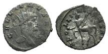 Ancient Coins - GALLIENUS. 253-268 AD. ANTONINIANUS. STRUCK 267-268 AD. ROME MINT. R/ APOLLINI CONS AVG CENTAUR