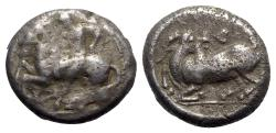 Ancient Coins - Cilicia, Kelenderis, c. 430-420 BC. AR Stater