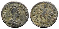 Ancient Coins - Theodosius I (379-395). Æ - Nicomedia