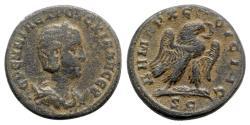 Ancient Coins - Herennia Etruscilla (Augusta, 249-251). Seleucis and Pieria, Antioch. BI Tetradrachm
