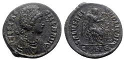 Ancient Coins - Aelia Flaccilla (379-386/8). Æ - Constantinople