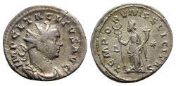 Ancient Coins - Tacitus (275-276). Radiate - Lugdunum - R/ Felicitas