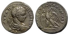 Ancient Coins - Elagabalus (218-222). Seleucis and Pieria, Antioch. Tetradrachm