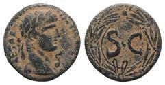 Ancient Coins - Nero (54-68). Seleucis and Pieria, Antioch. Æ 20mm, c. 54-68.