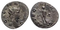 Ancient Coins - Gallienus (253-268). Antoninianus - Rome - R/ Sol