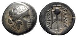 Ancient Coins - Bithynia, Kalchedon, c. 240-230 BC. Æ