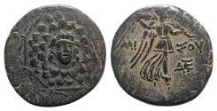 Ancient Coins - Pontos, Amisos, time of Mithradates VI, c. 85-65 BC. Æ