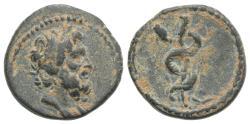 Ancient Coins - Mysia, Pergamon, c. 133-27 BC. Æ 16mm