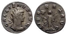 Ancient Coins - Gallienus (253-268). Antoninianus - Rome - R/ Liberalitas