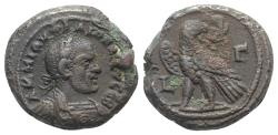 Ancient Coins - Philip I (244-249). Egypt, Alexandria. BI Tetradrachm, year 3 (AD 245/6).  R/ Eagle