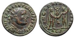Ancient Coins - Diocletian (284-305). Æ Follis - Alexandria