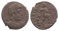 Ancient Coins - Valentinian I (364-375). Æ 16mm. Aquileia, 364-7.