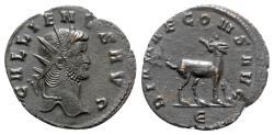 Ancient Coins - Gallienus (253-268). Antoninianus - Rome - R/ Doe