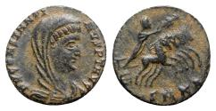 Ancient Coins - Divus Constantine I (died AD 337). Æ - Cyzicus