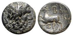 Ancient Coins - Pisidia, Termessos, 1st century BC. Æ - year 2