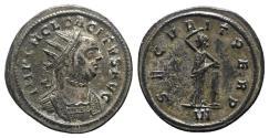 Ancient Coins - Tacitus (275-276). Antoninianus. Ticinum, AD 276. R/ Securitas