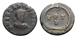 Ancient Coins - Arcadius (383-408). Æ - Heraclea