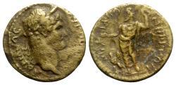 Ancient Coins - Hadrian (117-138). Mysia, Hadrianotherae. Æ - Zeus - RARE