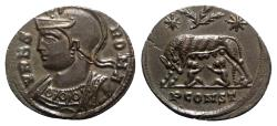 Ancient Coins - Commemorative Series, 330-354. Æ Follis - Arelate