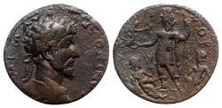Ancient Coins - Marcus Aurelius (161-188). Macedon, Stobi. Æ - RARE