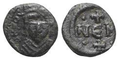 Ancient Coins - Phocas (602-610). Æ 5 Nummi. Carthage, 606-7. RARE